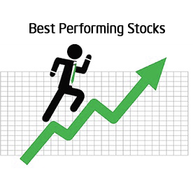 best performing stocks