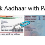 Aadhaar PAN linking with Manual One Page Form
