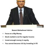 Basant Maheshwari Investment Strategy & Advice