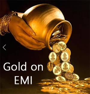 Gold Jewellery on EMI