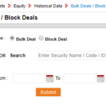 How to Find Bulk Deal & Block Deal Data for Stock Market Investment?