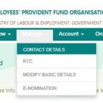 How to change Mobile Number in EPF UAN Account?