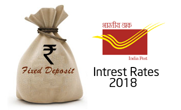 Post Office Fixed Deposit Interest Rates