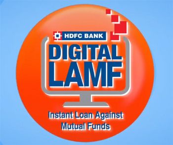digital loan against mutual funds