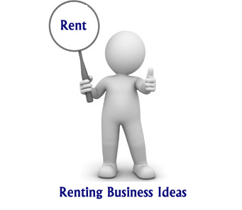 renting business ideas