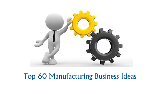 manufacturing business ideas