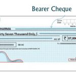 10 Types of Cheques – Definition