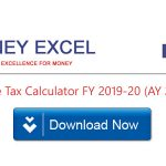 Income Tax Calculator FY 2019-20 (AY 2020-21) – Excel Download