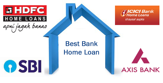 Best Bank Home Loan India