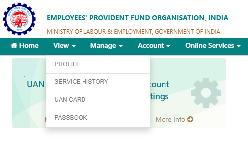 EPF UAN Correction - How to update Name, Birth Date Online
