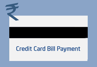 pay credit card bill