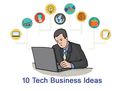 Tech Business Ideas