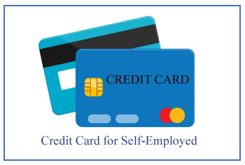 credit card for self-employed