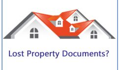 lost property documents