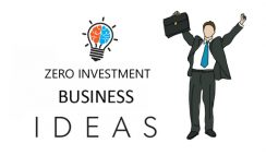 Zero Investment Business Ideas