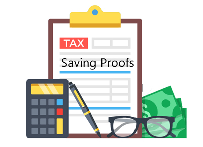 Income Tax Proof Submission