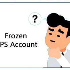 Frozen NPS Account