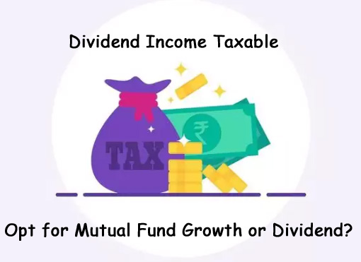 Dividend Income Taxable