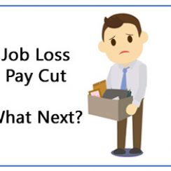 Job Loss Pay Cut