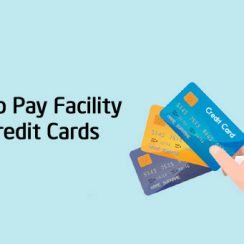 Auto Pay Facility Credit Card