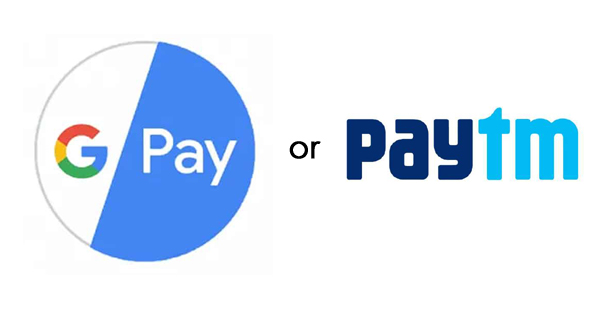 Google Pay Paytm