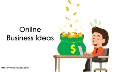 Online Business Ideas for begineer