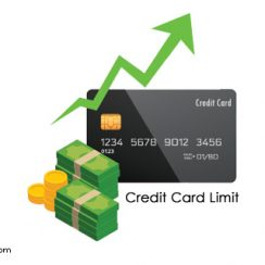 credit card limit