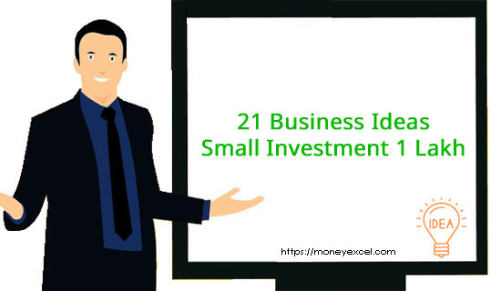 business ideas small investment