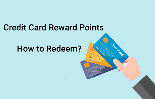 credit card reward points redeem
